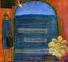 Imagine LIFE More Abundantly by © Angela L Walker