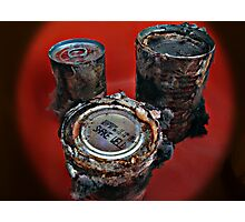 Shake Well. Photographic Print