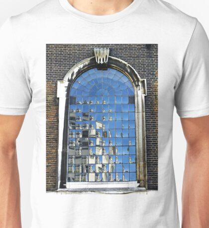St James' Church Window, London Unisex T-Shirt