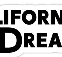 California Dreamin' Sticker