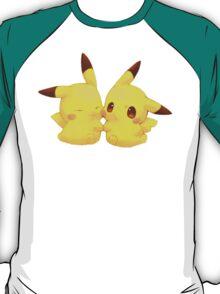 Pikachus chibis T-Shirt