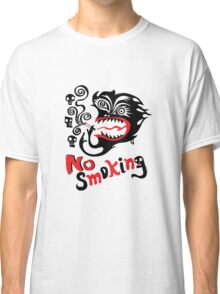 No Smoking - monster Classic T-Shirt