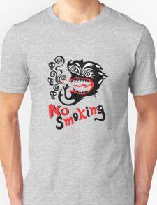 No Smoking - monster T-Shirt