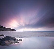 Evening Rainbow by Sarin
