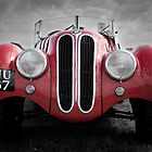 Frazer Nash, BMW roadster, Goodwood Revival, 2011 by herbpayne