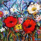 Garden Medley 2  by Karin Zeller