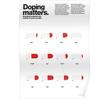 Doping matters Poster