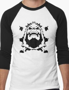 Ink Blot of Evil! Men's Baseball ¾ T-Shirt