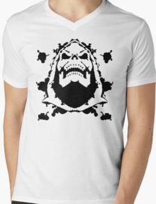 Ink Blot of Evil! Mens V-Neck T-Shirt
