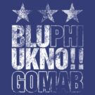 Discreetly Greek :: Phi Beta Sigma ::: Got the BLU's  by integralapparel