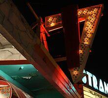 Wildwood Boardwalk Lights by krobey