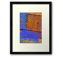 Focus on Living Framed Print