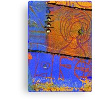 Focus on Living Canvas Print
