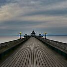 Clevedon Pier by Lea Valley Photographic