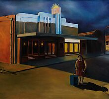 The Sun Theatre (The Bible Seller) by Llael