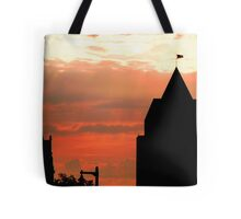 Milwaukee Sunset © Tote Bag