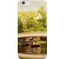 Bow Bridge Reflections  iPhone Case/Skin
