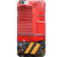 Trains in a Rail Yard iPhone Case/Skin