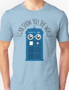 I Can Show You The World Unisex T-Shirt