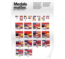 Medal matters (I) Poster