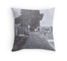 Miles Lane Throw Pillow