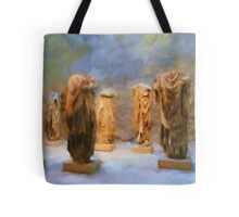 Headless Roman Statues Tote Bag