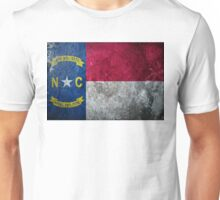 North Carolina Grunge Unisex T-Shirt