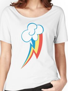 Rainbow Dash CM Women's Relaxed Fit T-Shirt
