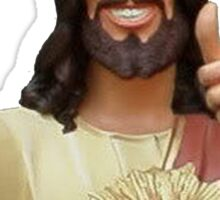 buddy christ Sticker