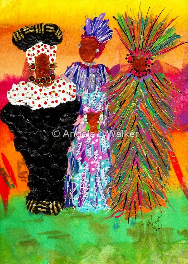 We Women Folk by © Angela L Walker
