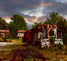 Train To Nowhere by ZeroAlphaActual