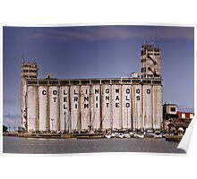 Collingwood Terminals Poster