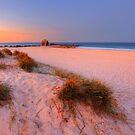 Sunset Glow at Currumbin by Adam Gormley