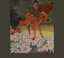Thumper Rabbit Bambi Dear Flower Skunk Story Book Characters T-Shirt