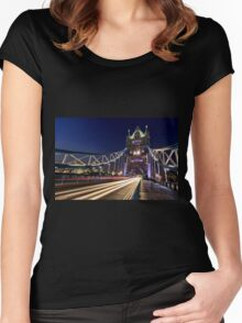 Tower Bridge, London Women's Fitted Scoop T-Shirt