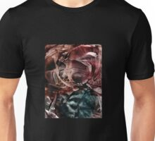 Wings of mystification Unisex T-Shirt