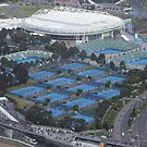 Tennis Anyone? .... Melbourne, Australia by BreeDanielle
