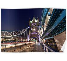 Tower Bridge Poster