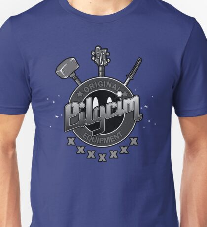 Pilgrim Bass Guitars- Scott Pilgrim Unisex T-Shirt