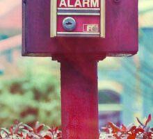 Ring the Alarm Sticker