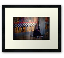 The Impossible Dream Framed Print