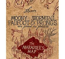 The Marauders Map 2 by autopanel