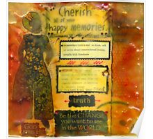 I Cherish ALL MEMORIES of YOU Poster