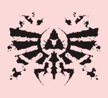 Hyrule Rorschach Kids Clothes