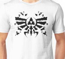 Hyrule Rorschach Unisex T-Shirt