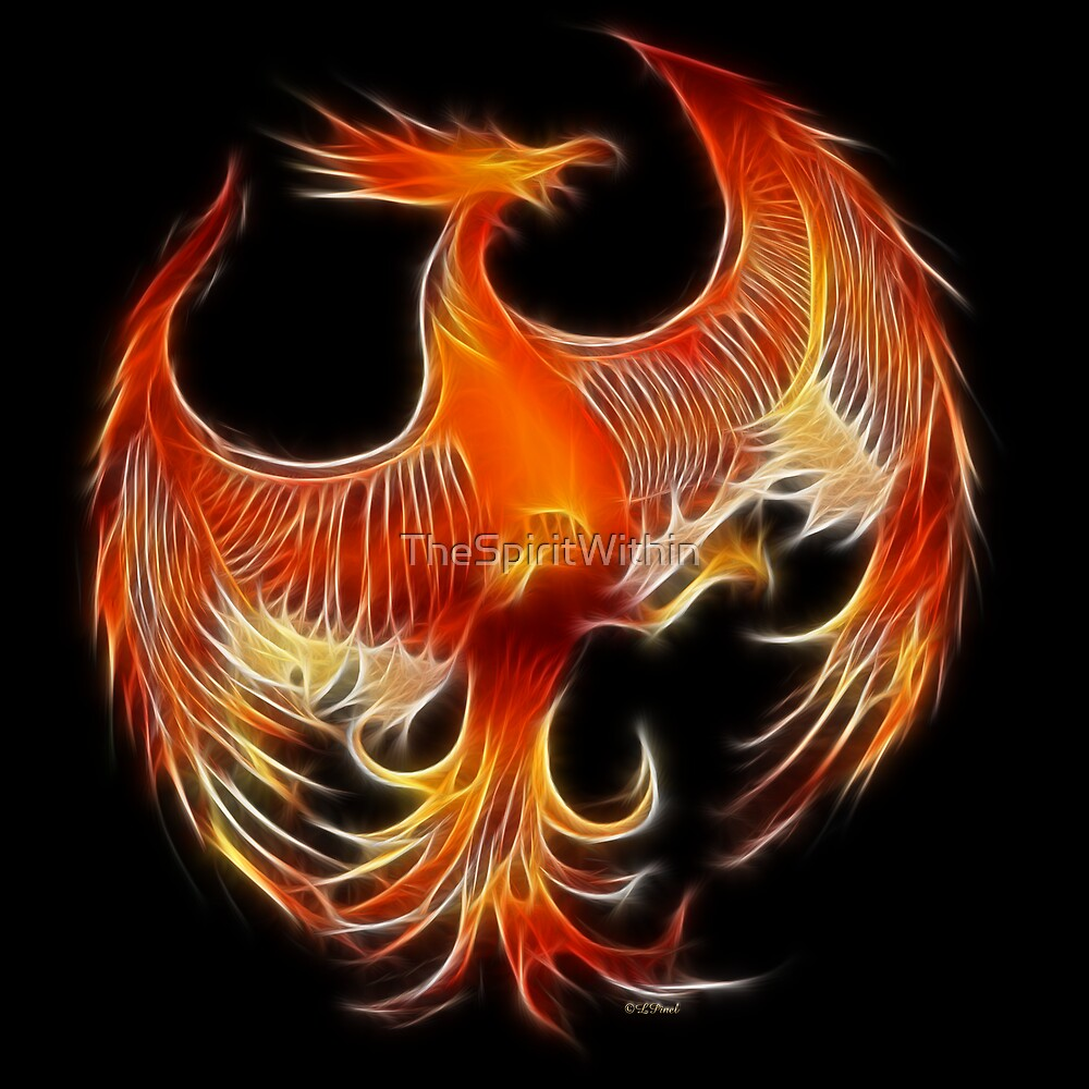 the myth of the phoenix The phoenix is an immortal bird who embodies all the properties of the sun: its  beautiful radiance, its warm but solitary nature, and most importantly, its cycle of.