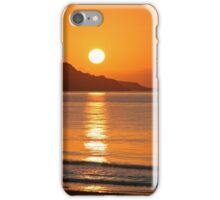 Devon sunrise iPhone Case/Skin