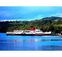 Maid of the Loch Photographic Print