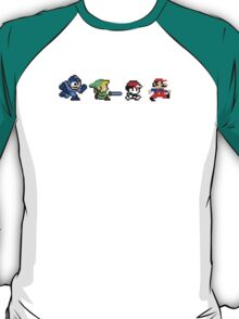 8bit Road T-Shirt