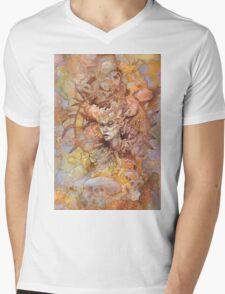 Tidal Insurgent  Mens V-Neck T-Shirt